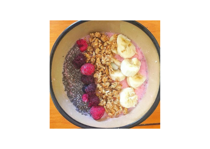 Morning Smoothie Bowl
